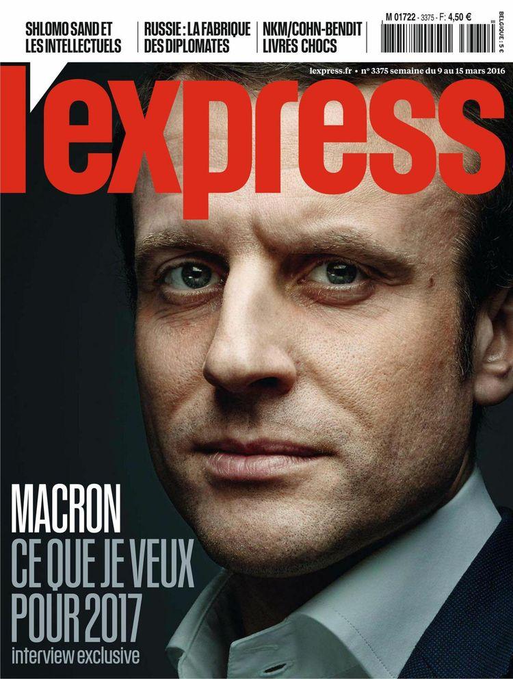8580621-macron-une-express_5560459